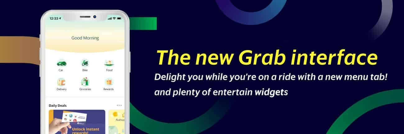 Spice up your ride with the new Grab app  | Grab TH