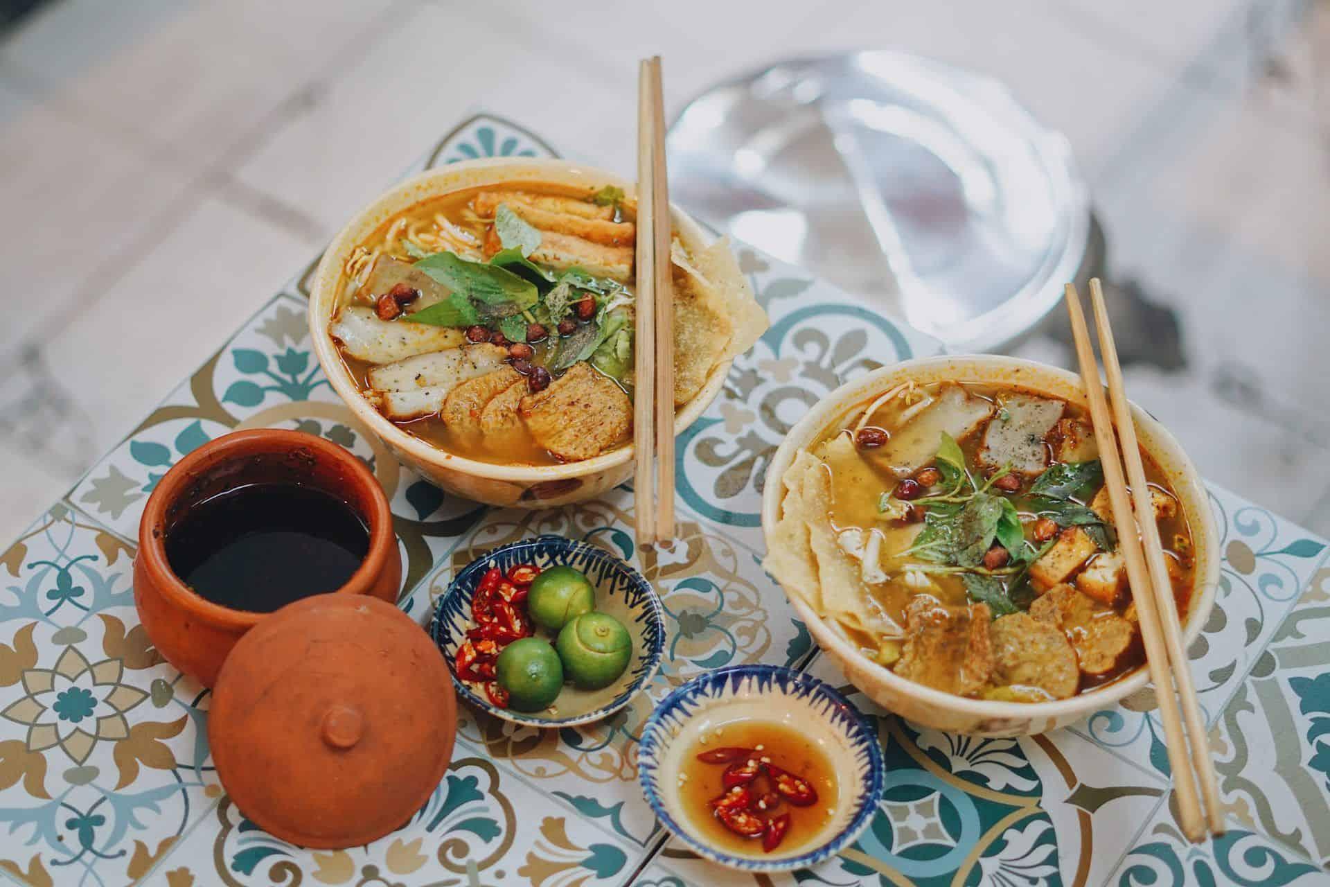 món chay ngon ở Sài Gòn