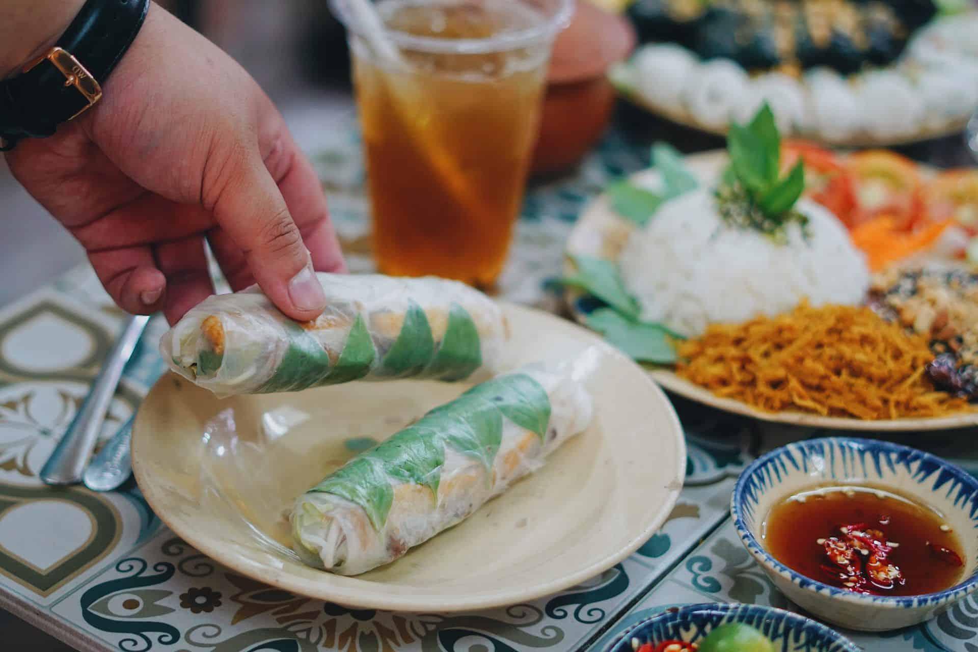 ăn chay Sài Gòn