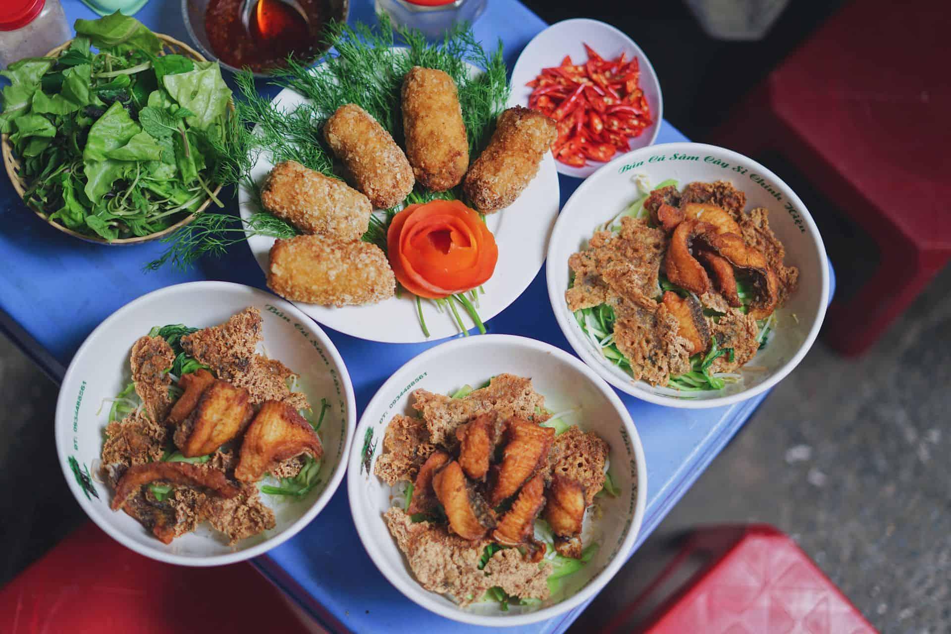 Bún Cá Ngon Ở Hà Nội
