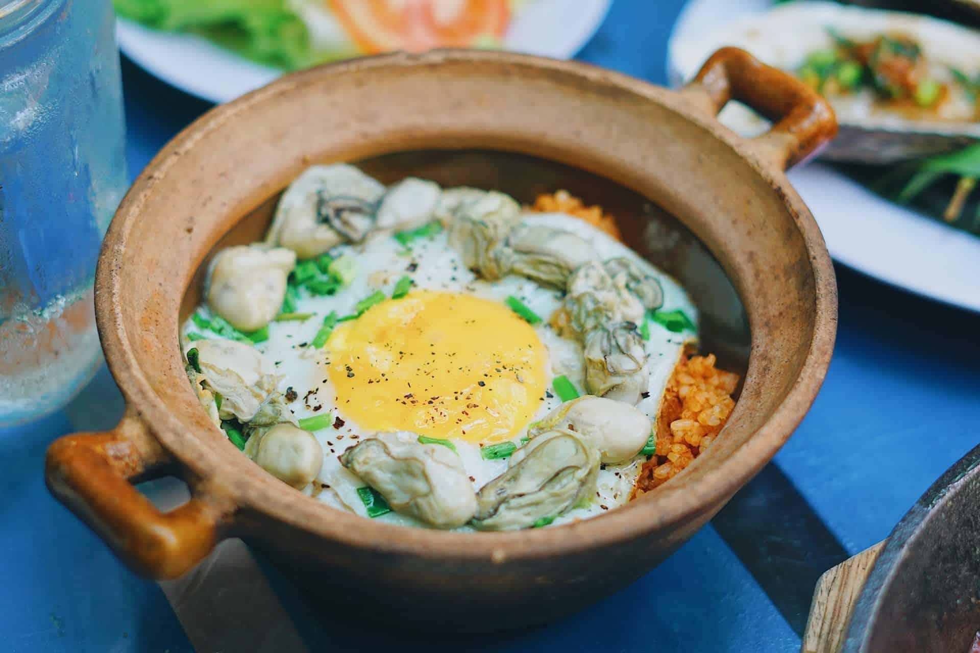 Ảnh 6: Cơm Thố Kim Chi Chóp Chép ngon mê ly