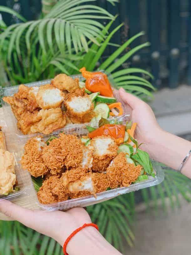 Ăn vặt Sài Gòn