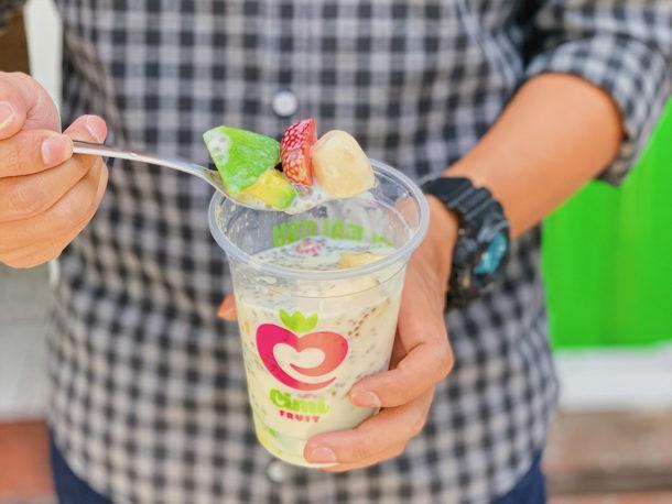 Ảnh 10: Ly trái cây cực kì chất lượng cho ngày hè
