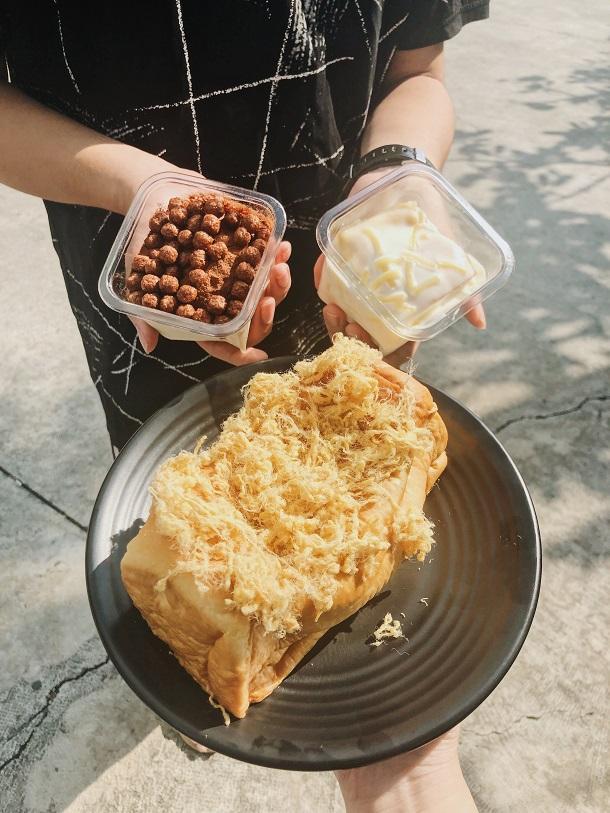 Bánh Ăn Vặt