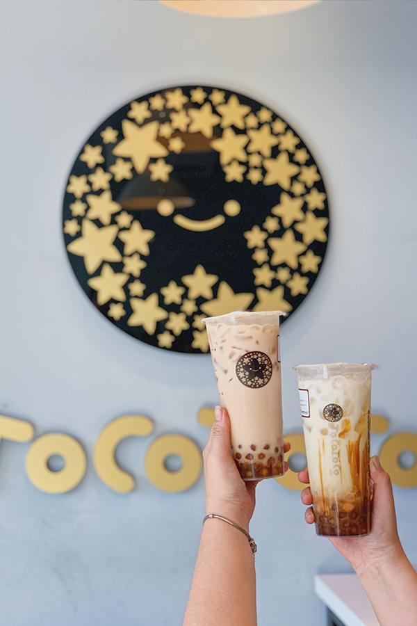 Ảnh 8: Bộ đôi mới toanh của trà sữa TocoToco