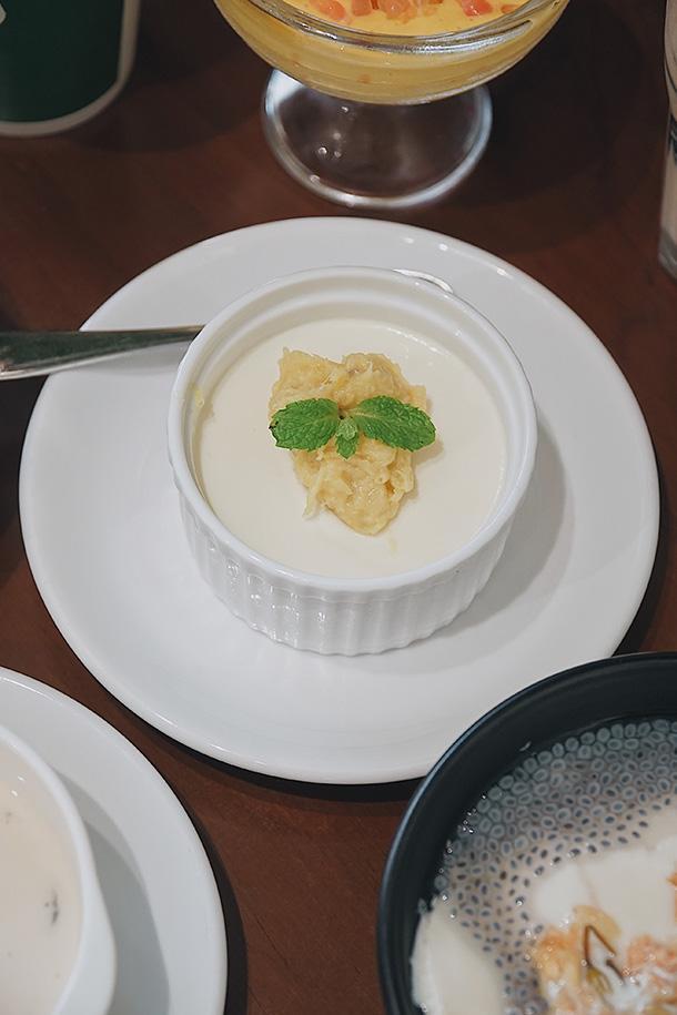 Pudding Sầu Riêng