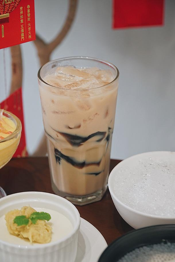 Trà Sữa Hong Kong