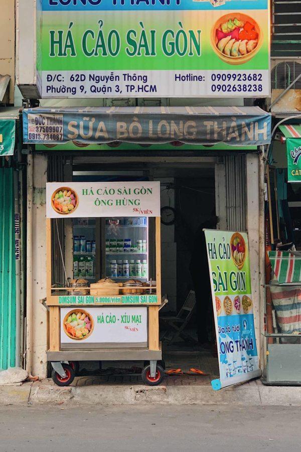 Ảnh 2: Xe há cảo Sài Gòn