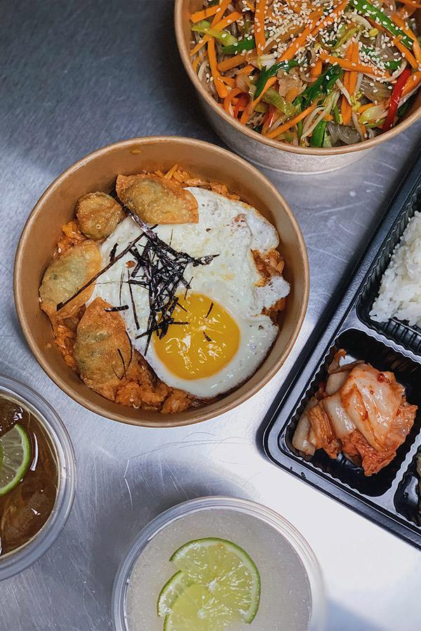 Ảnh 10: Món ngon Hàn Quốc