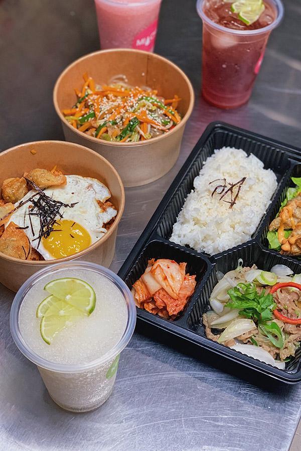 Ảnh 1: Cơm Hàn Quốc của Made by CJ