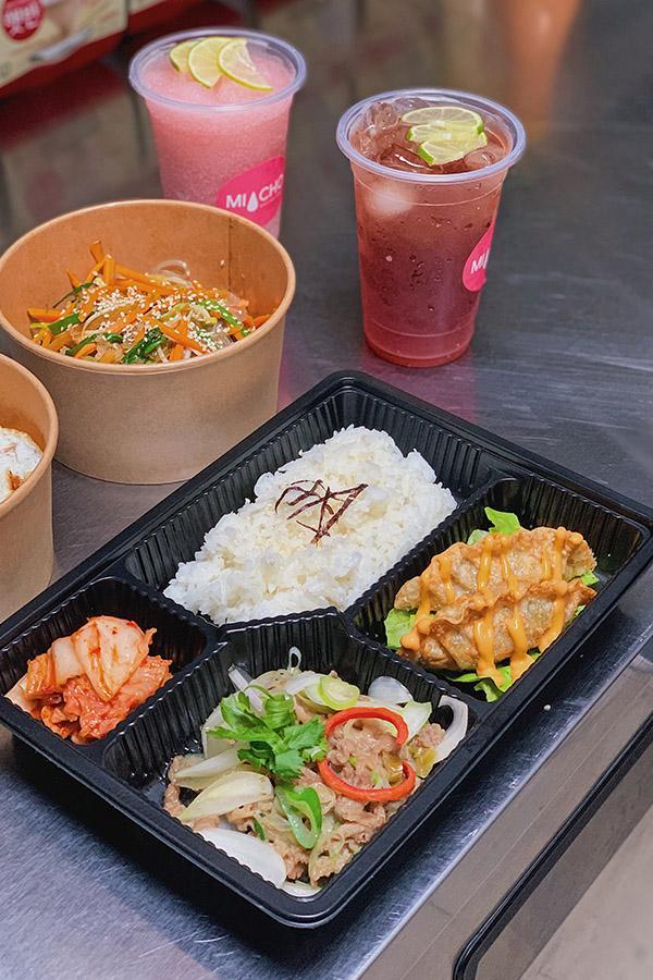 Ảnh 2: Cơm Hàn Quốc