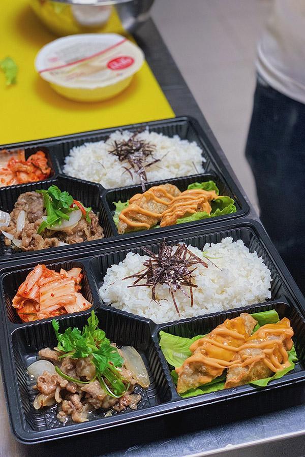 Ảnh 7: Combo Cơm Bibigo Lunch Box