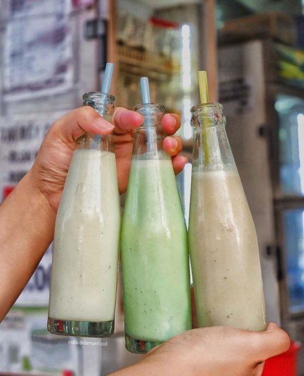 Ảnh 1: Sữa tươi cô Oanh