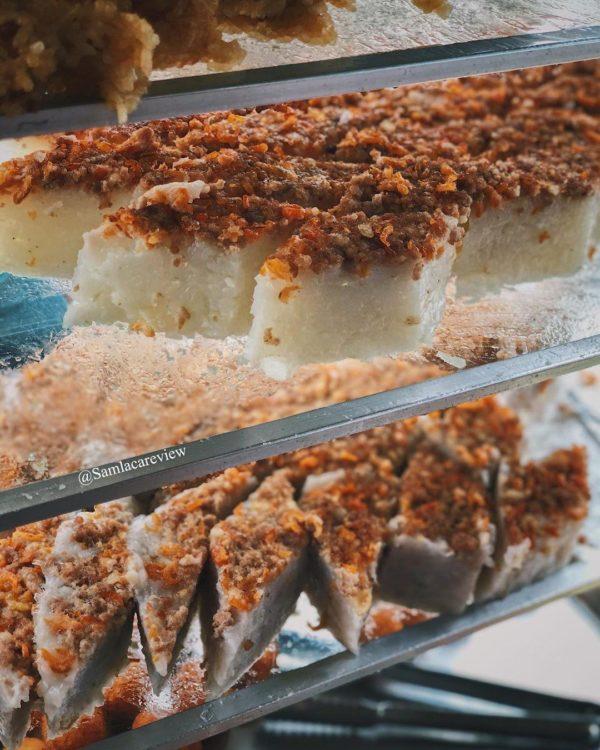 Ảnh 5: Bánh Bột Củ Cải hay Khoai Môn