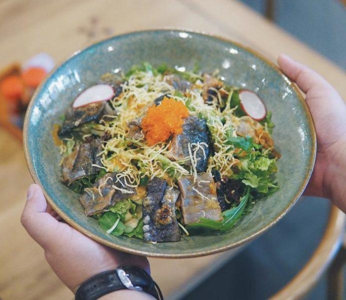 Ảnh 3: Salad da cá hồi Morico