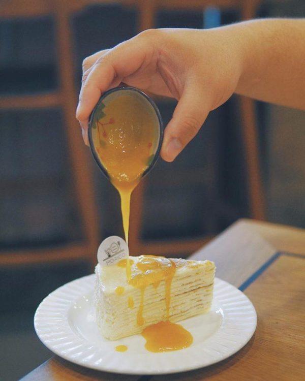 Ảnh 2: Signature của Morico – Hokkaido Milk Crepes