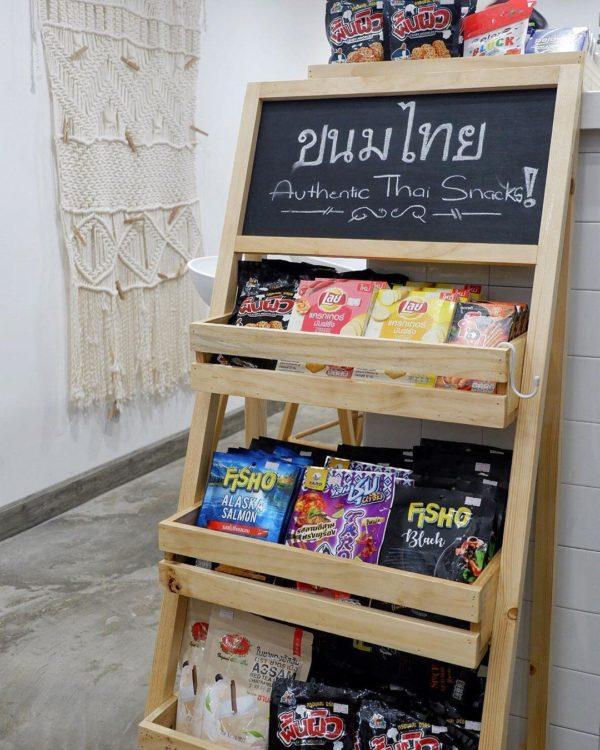 Ảnh 11: Snack Thái Lan