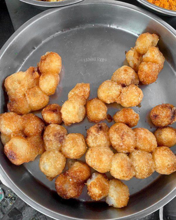 Ảnh 7: Bánh ram ít giòn rụm