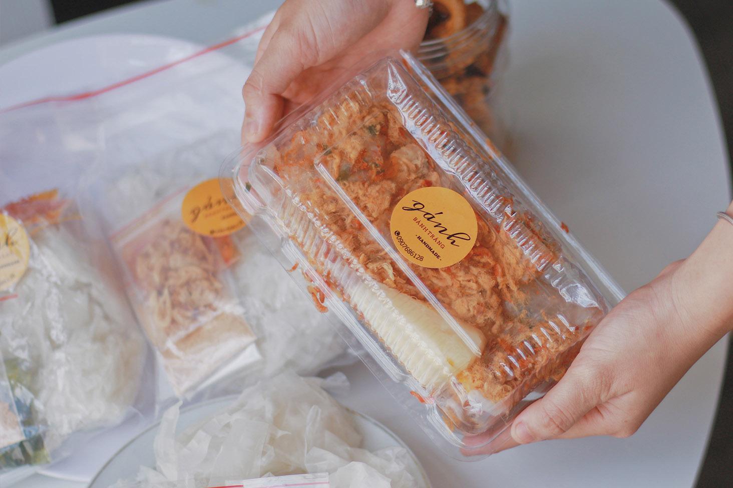 Ảnh 10: Gánh bánh tráng online siêu chất lượng