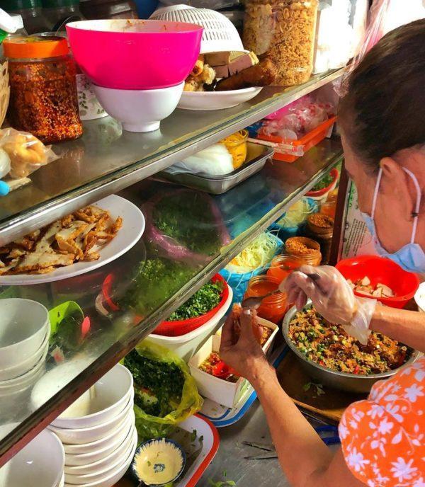 Ảnh 4: bánh canh chả cá dì Huê lâu đời