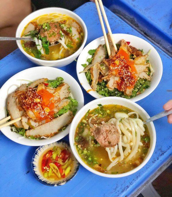 Ảnh 1: Bánh canh chả cá Dì Huê