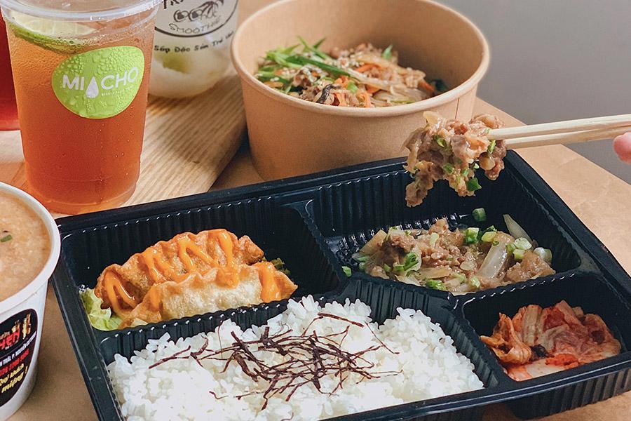 Ảnh 7: Combo Bibigo Lunch Box của CJ