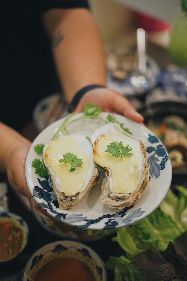 hải sản ngon