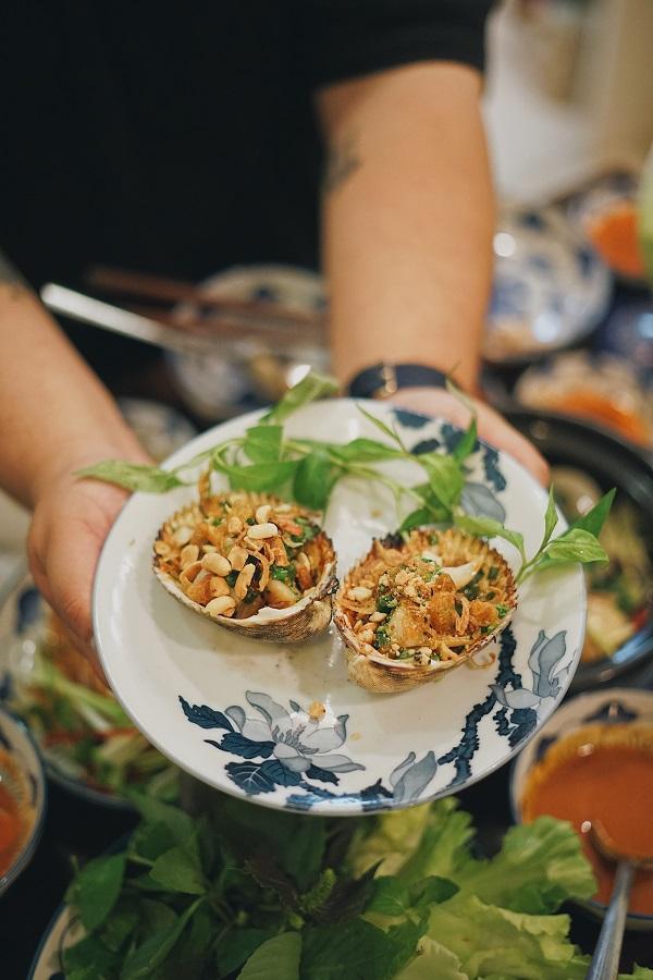 hải sản ngon ở Sài Gòn