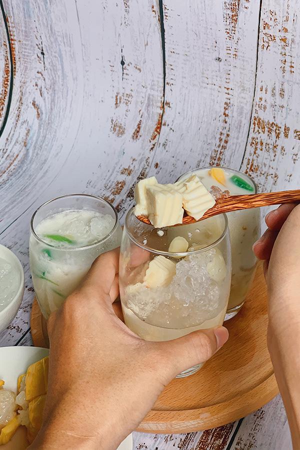 Tiệm chè ngon ở Sài Gòn