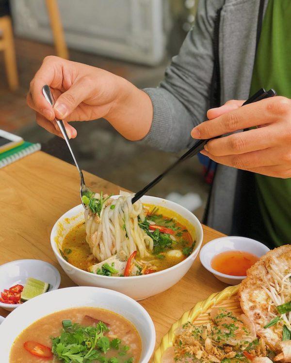 Quán ăn ngon Tân Bình