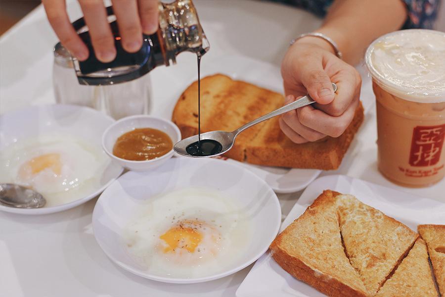 Ăn sáng quận 7