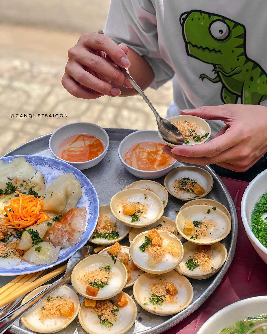 Món ăn xế ngon quận Gò Vấp
