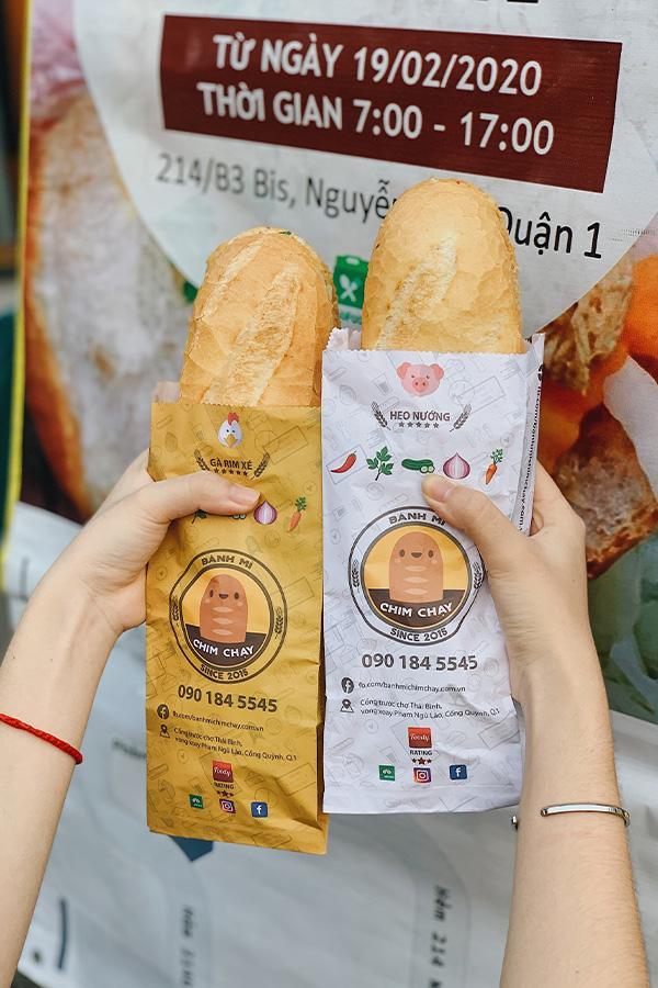 Ăn sáng ở Sài Gòn Quận 1