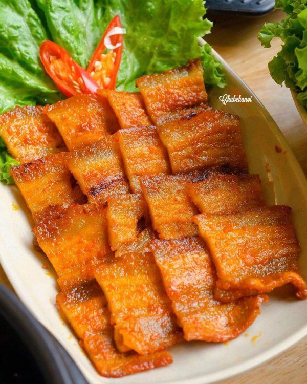 quán ăn Hàn Quốc ngon