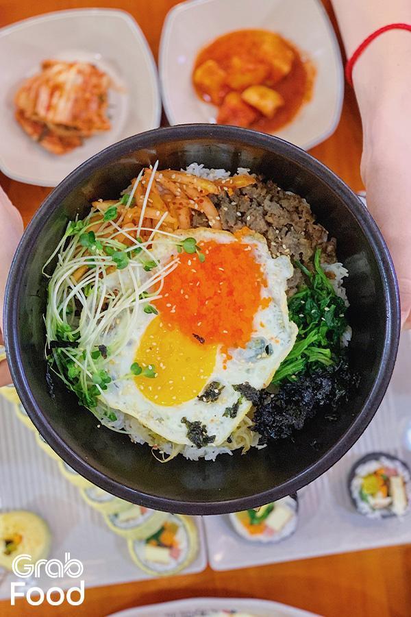 kimpap kimchi