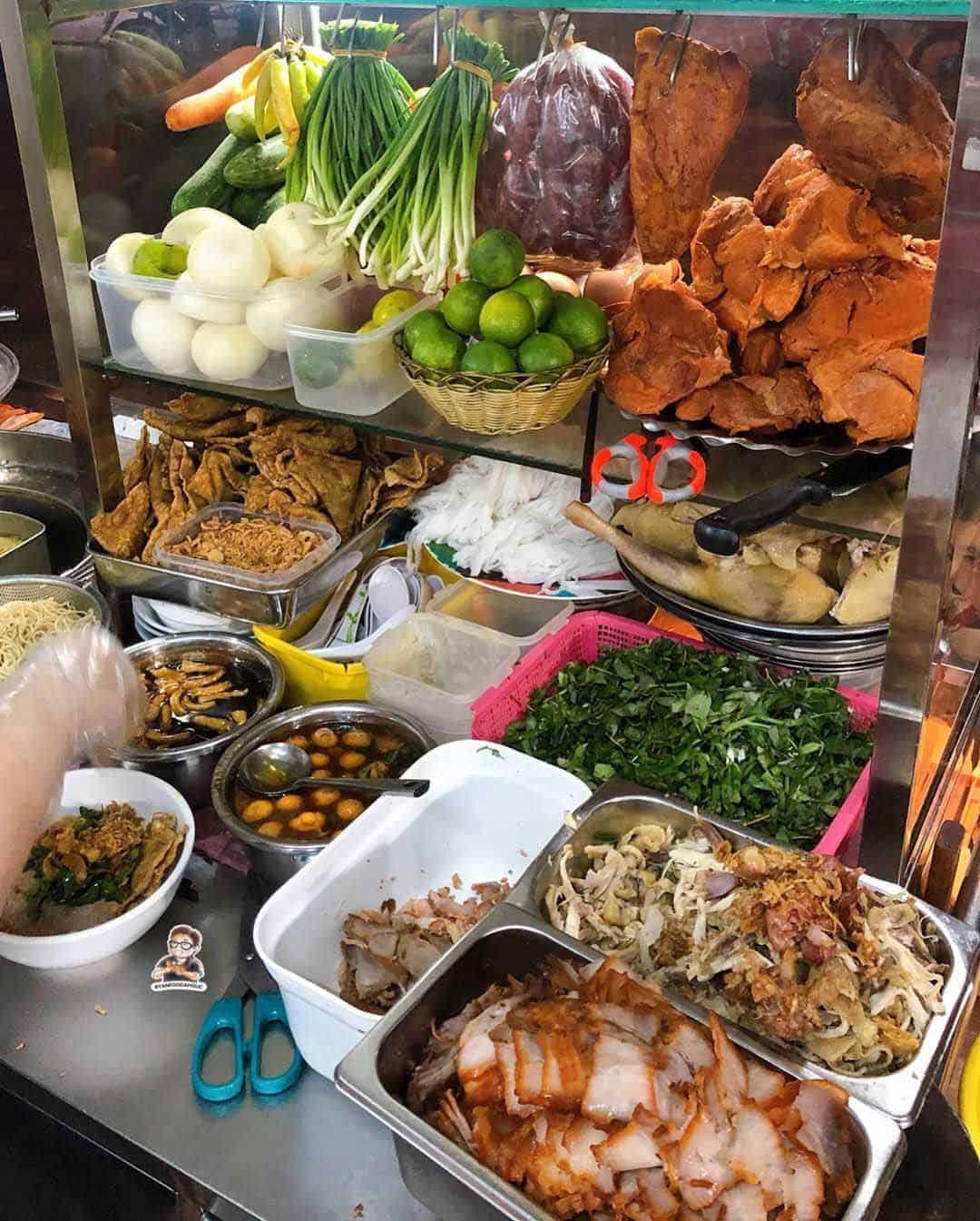 quán ăn người Hoa ngon