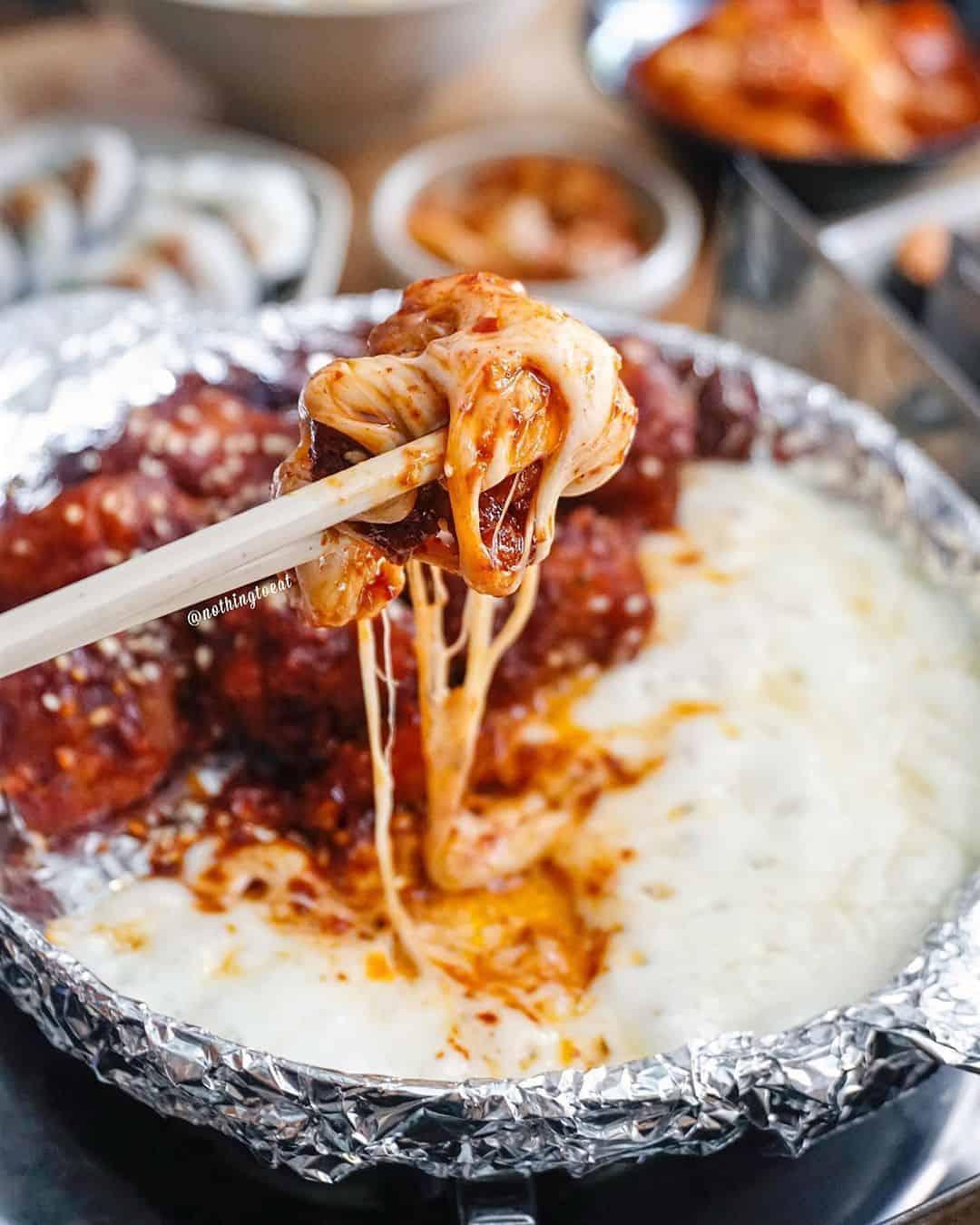 Món Hàn ngon ở Đà Nẵng