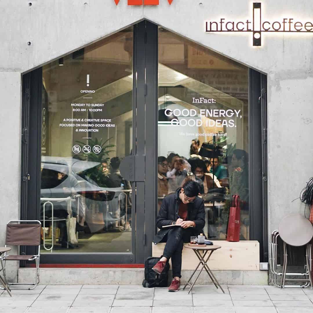 cà phê ngon ở Hà Nội