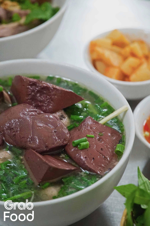 Bún ngan ngon ở Hà Nội