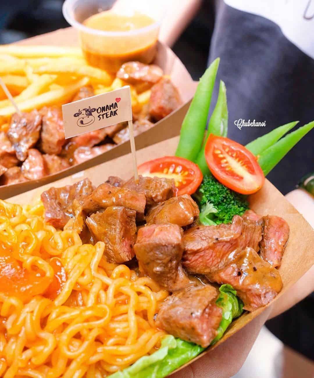 quán ăn trưa ngon ở Hà Nội