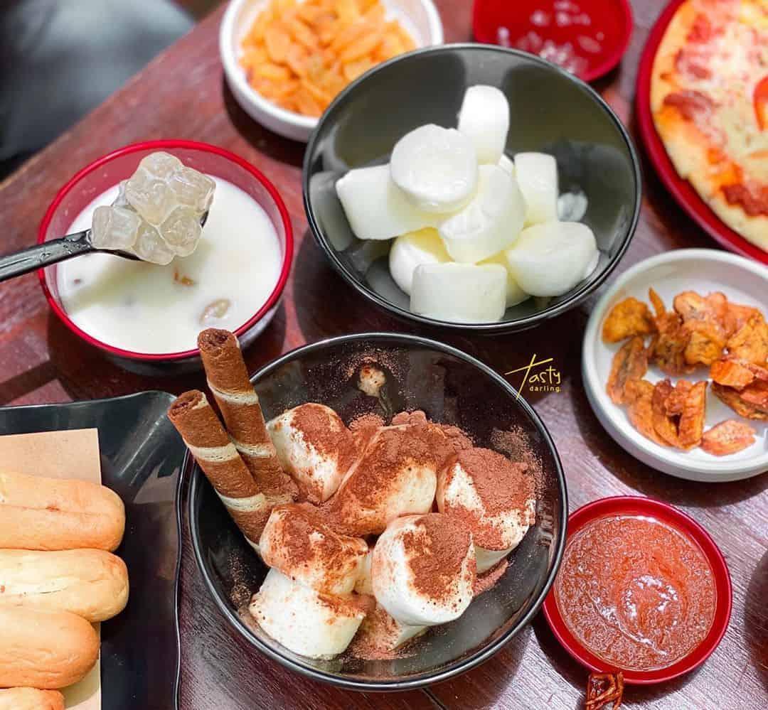ăn vặt mát lạnh ở Hà Nội