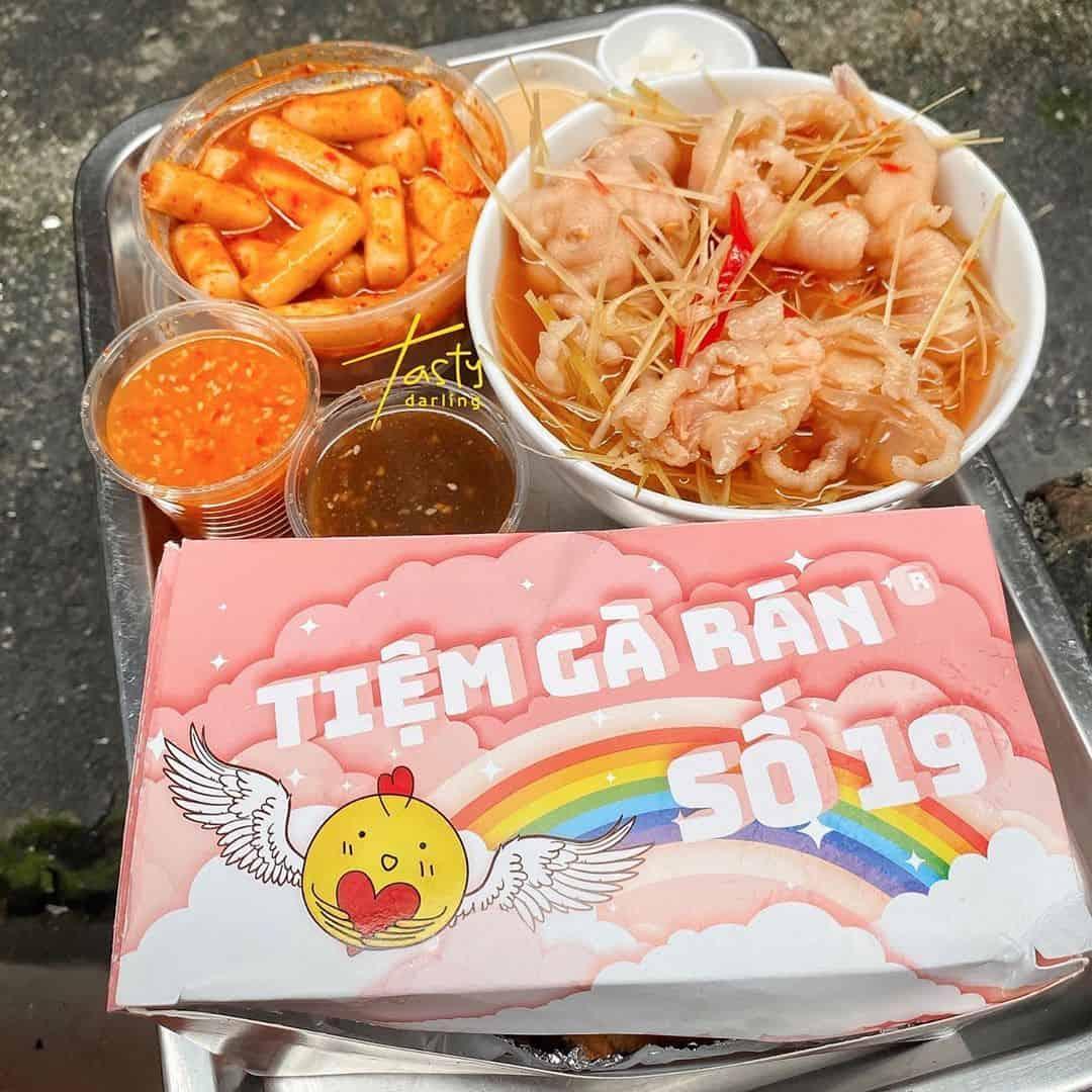 ăn vặt ngon Hà Nội