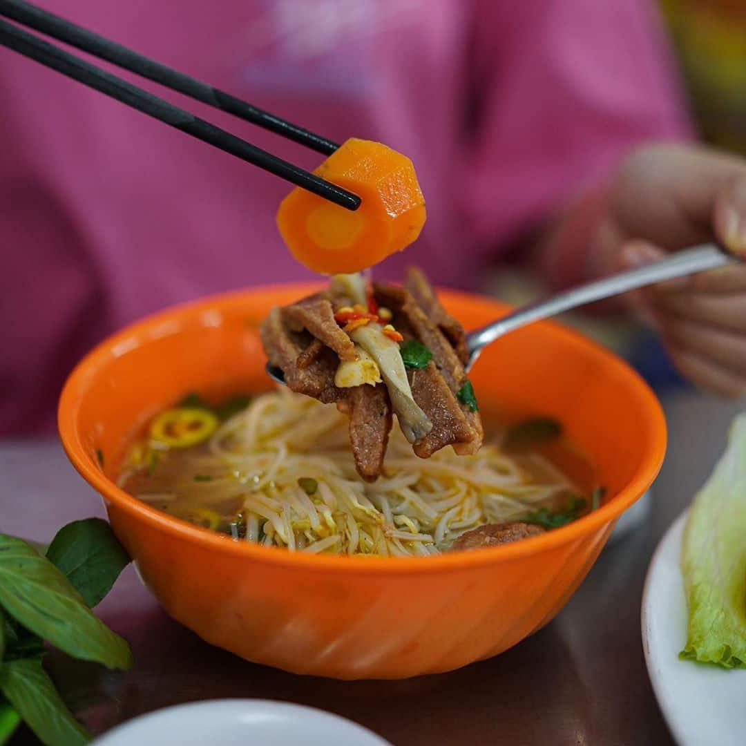 quán chay ngon ở Sài Gòn