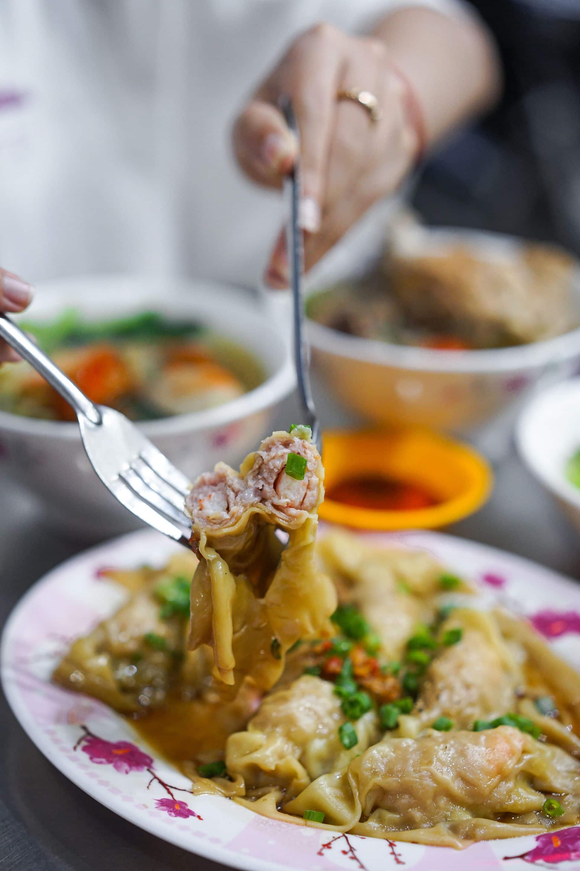 nhà hàng Hoa ngon