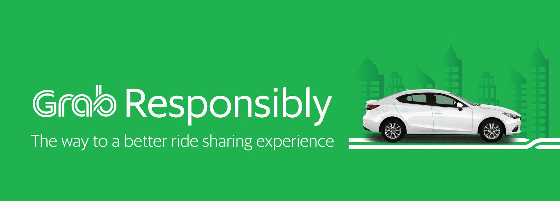 Grab Responsibly | Grab PH