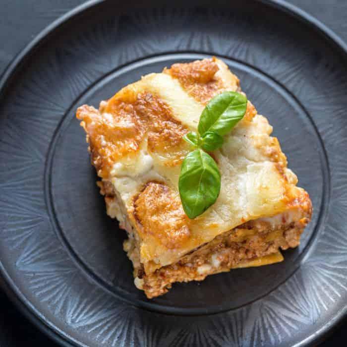 italian lasagna delivery manila