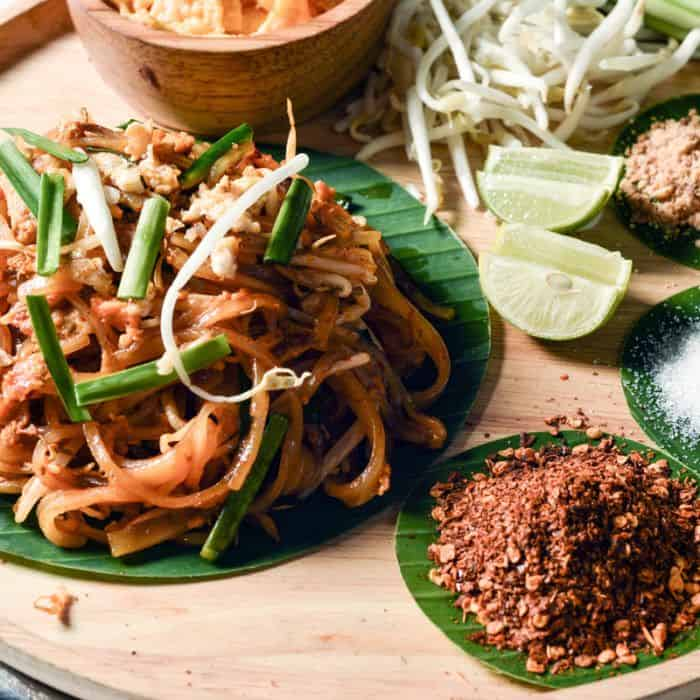 pad thai food delivery manila