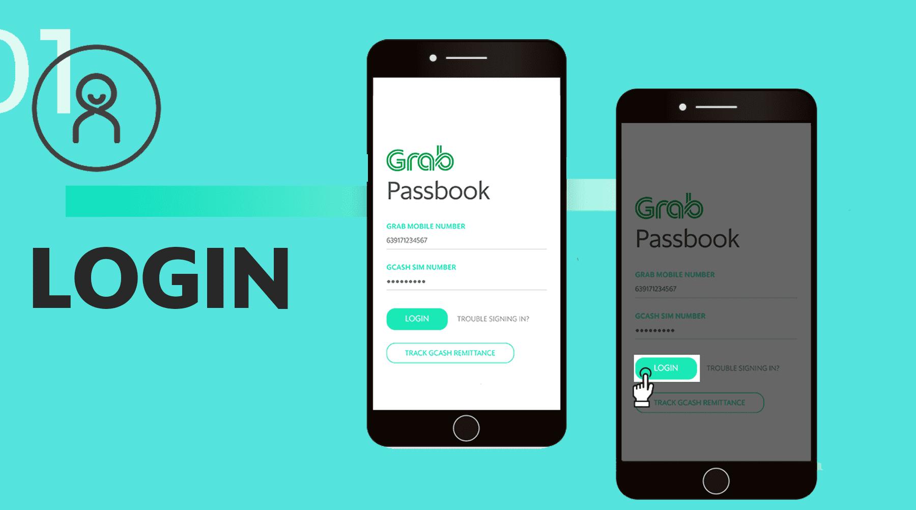 Grab Passbook | Grab PH