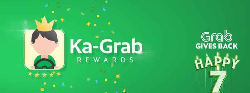 Kagrab rewards
