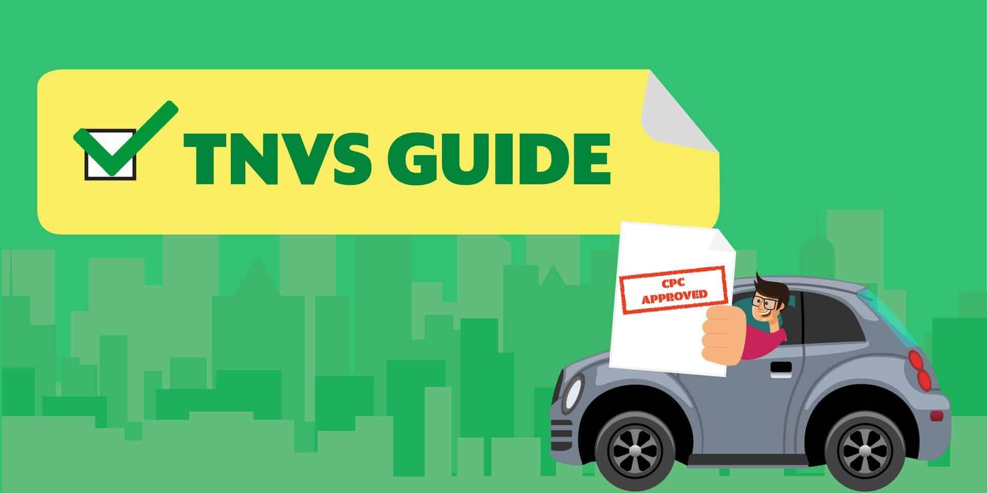 TNVS Guide | Grab PH